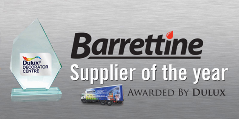 Barrettine Dulux Awards