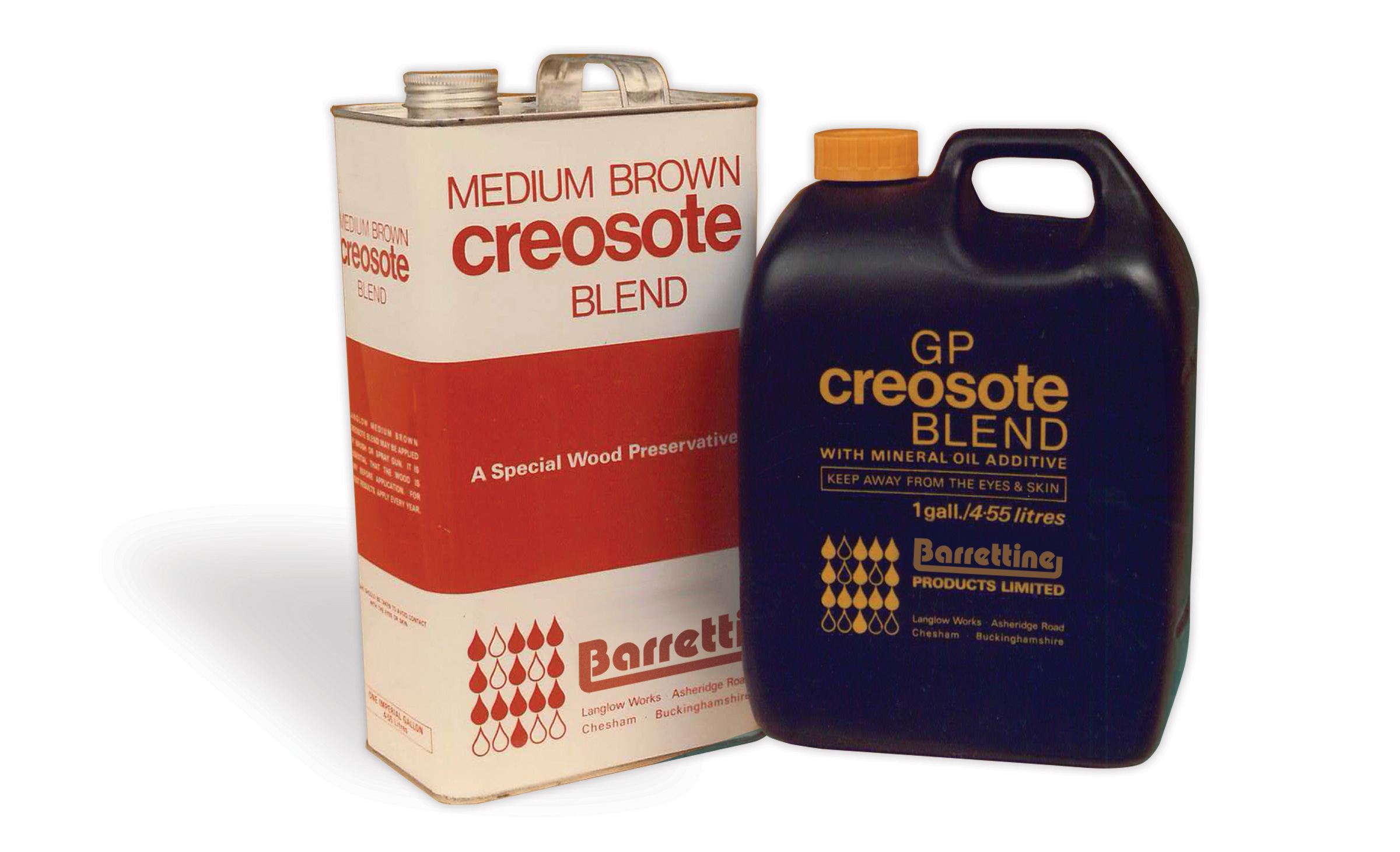 Barrettine Products