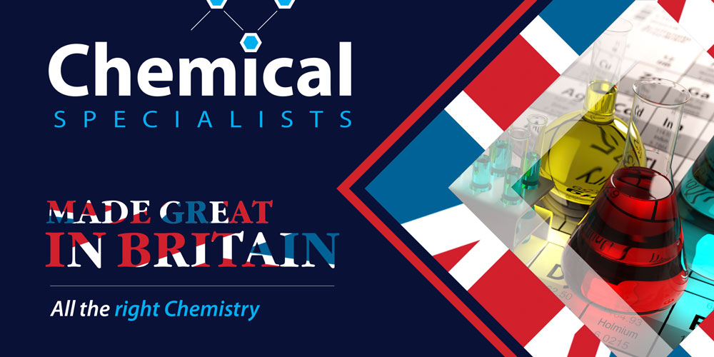 Made Great in Britain - All the Right Chemistry